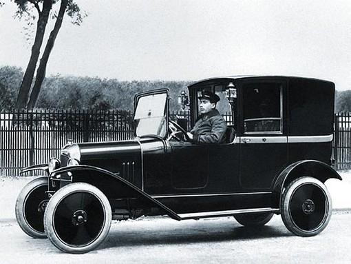 10 HP Type A Coupé de Ville