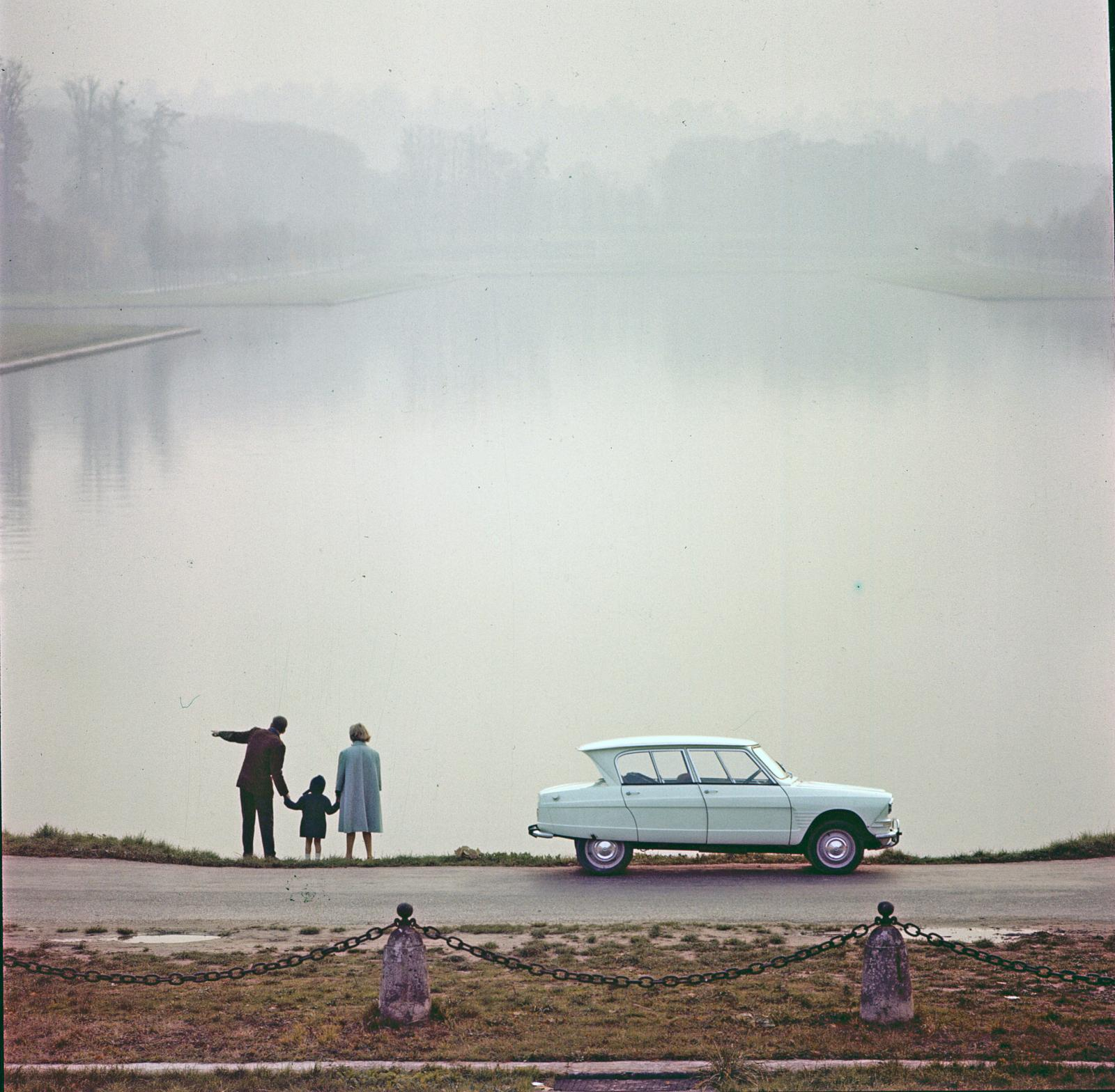 AMI 6 Berline 1962 grand canal