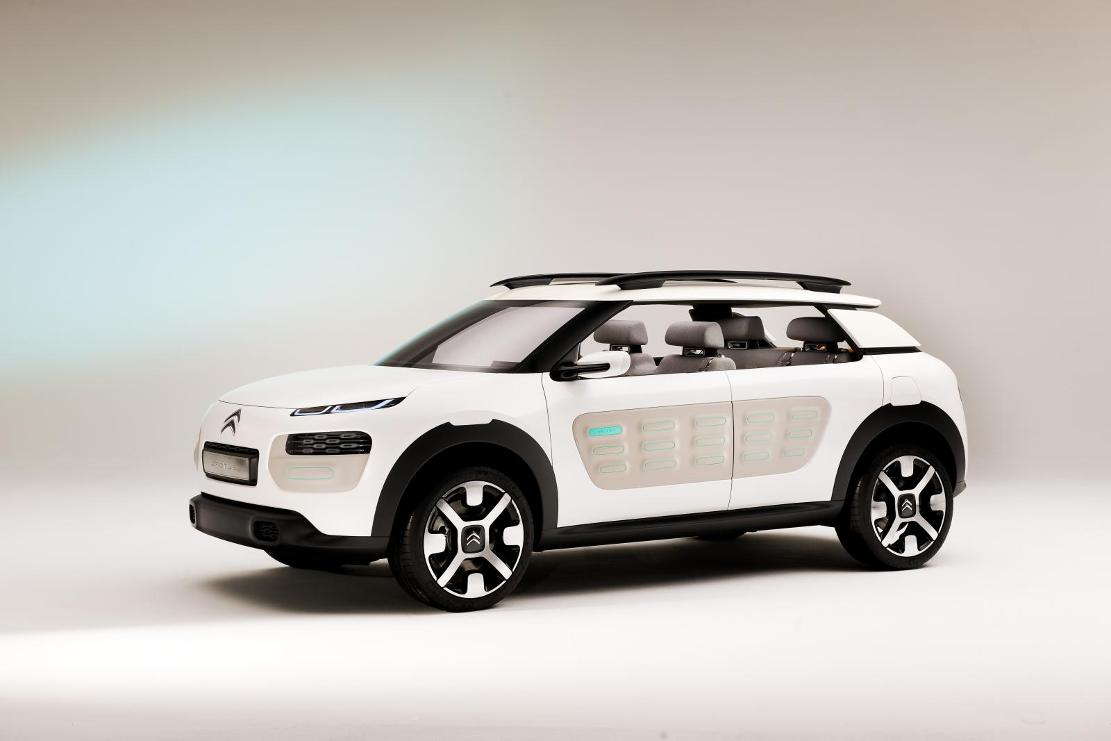 Concept-Car Cactus 2013 vue grand angle