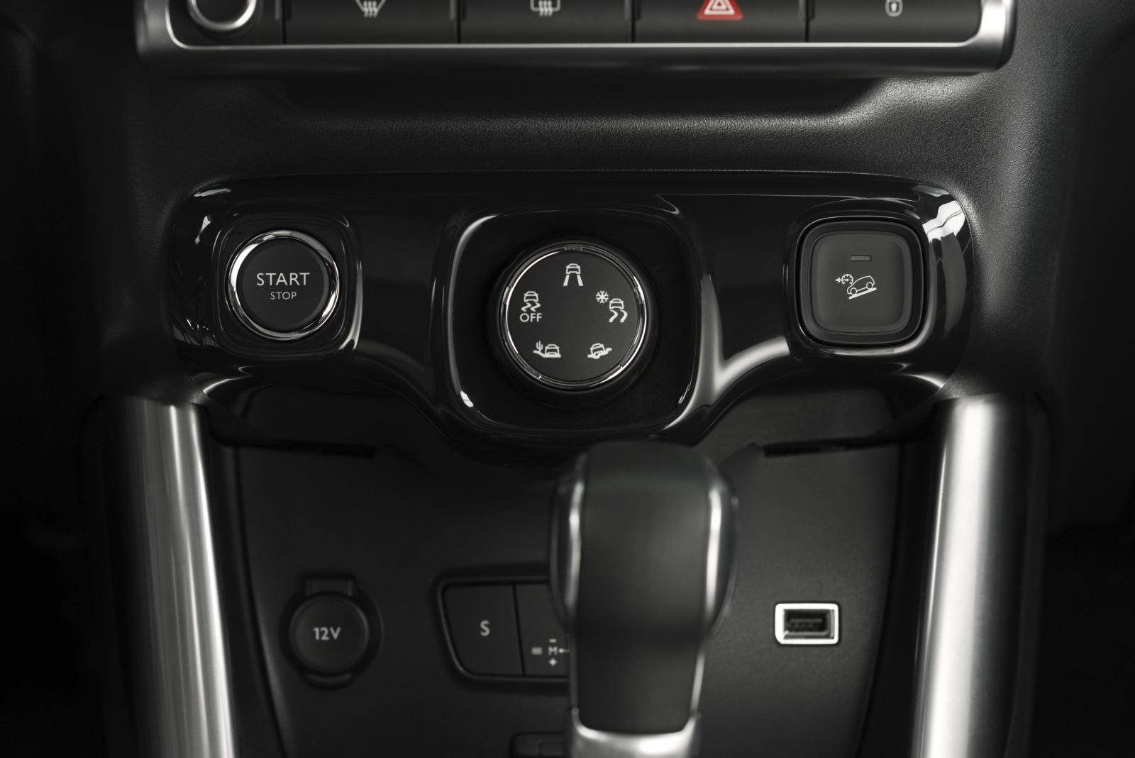 SUV Compact C3 Aircross – Grip Control